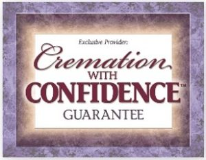 Cremation With Confidence Guarantee