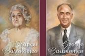 George and Frances Bartolomeo